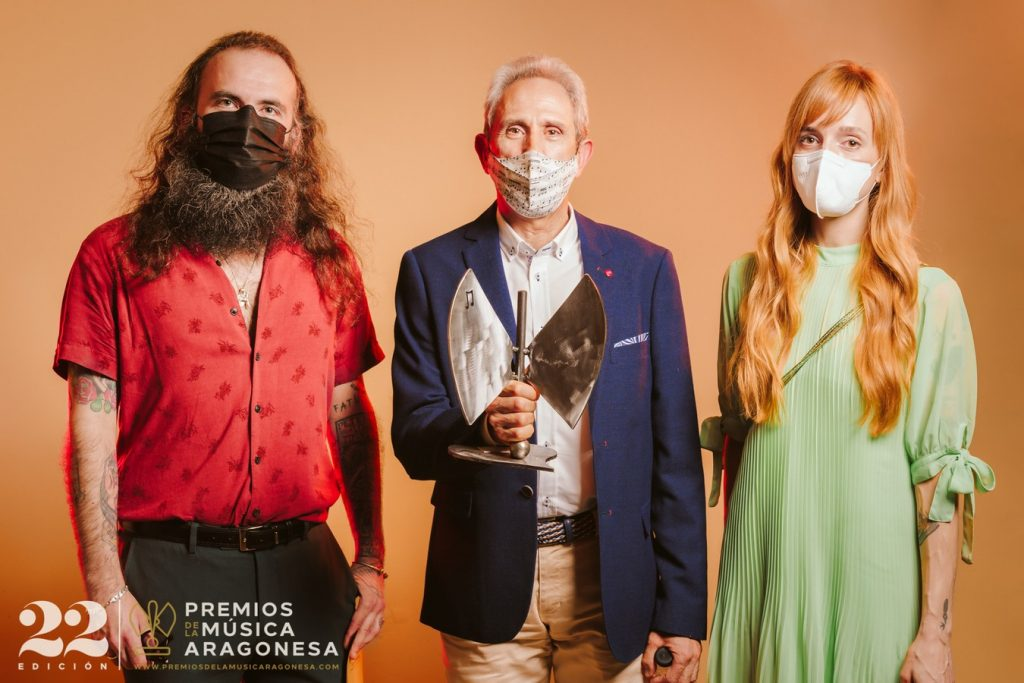 22º Premios de la Música Aragonesa. Foto, Jal Lux