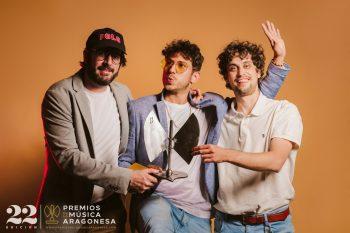 DELACUEVA. 22º Premios de la Música Aragonesa. Foto, Jal Lux