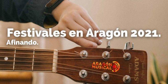 Repasamos los festivales en Aragón que se celebran en verano de 2021
