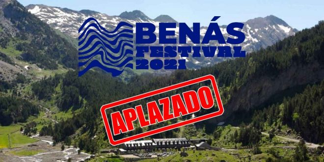 Aplazado el III Benás Festival por «las restricciones de aforo»