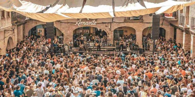 Festival Amante: finalmente va a haber este agosto cita en Borja