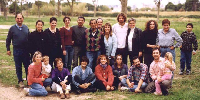 Amankay con Don Carlos Carabajal, Luis Lazarte y amigos en La Casita (2002)