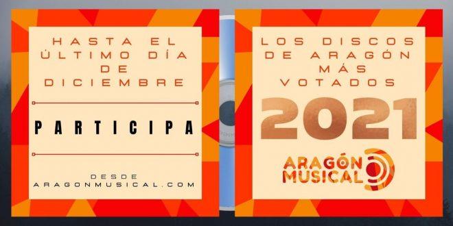 Discos Aragoneses 2021