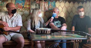 Noe Romero entrevista a Gran Bob, Pepe Vázquez y Allúe Cester.