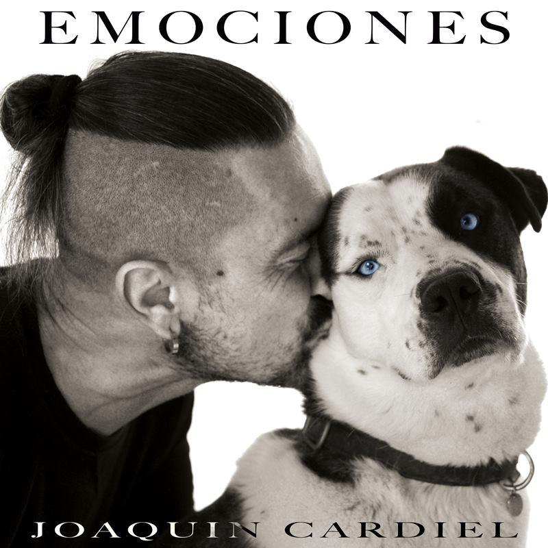 Portada del disco 'Emociones' de Joaquín Cardiel. Por Adán Cardiel.