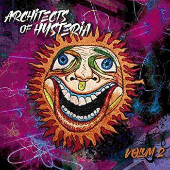 Portada del disco 'Volum 2' de Architects of Hysteria