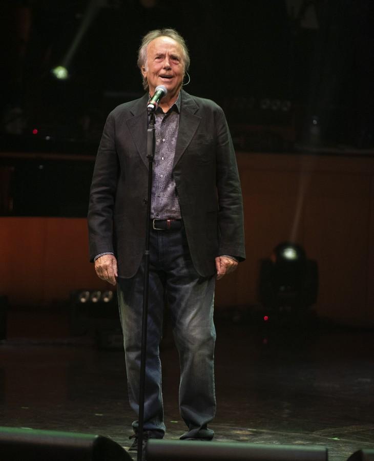Homenaje a Joaquín Carbonell, 21/9/21. Foto, Ángel Burbano