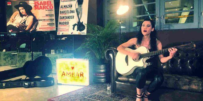 Isabel Marco presenta su tercer disco en pueblos de las tres provincias aragonesas