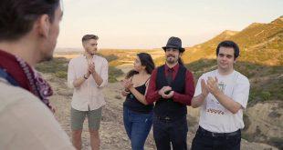 Fotograma del videoclip 'Another Day' de Peanook