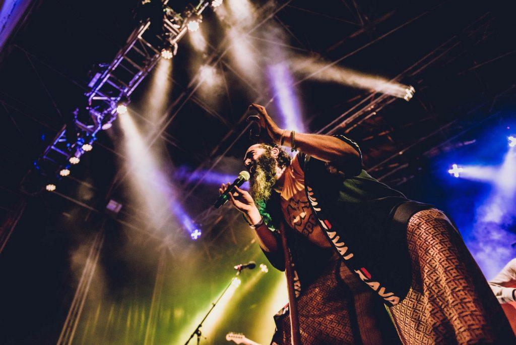 Califato 3/4 11/10/21 Psych Fest. Foto, Jaime Oriz