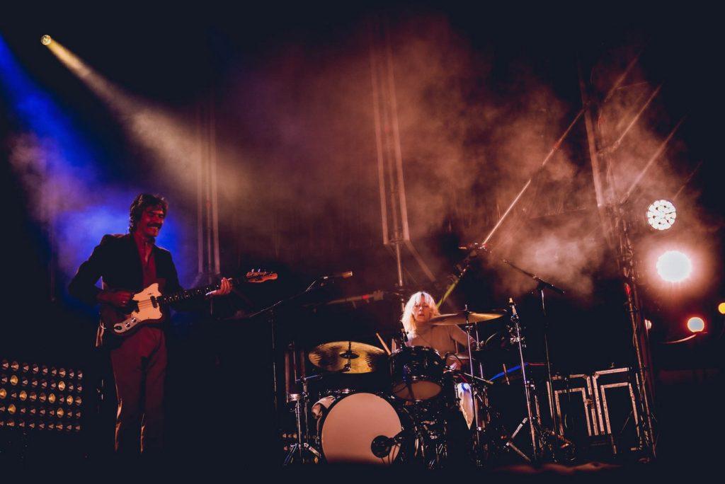 Rufus T Firefly 11/10/21 Psych Fest. Foto, Jaime Oriz