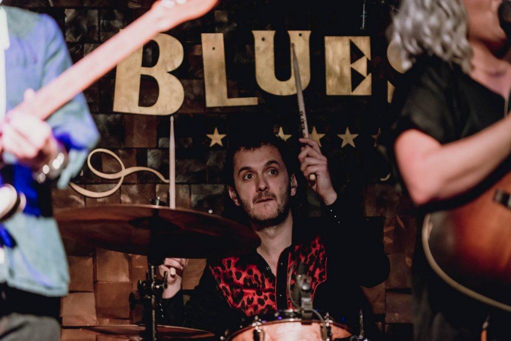 Samantha Martin & Delta Sugar en Rock & Blues, 13/10/21. Foto, Jaime Oriz