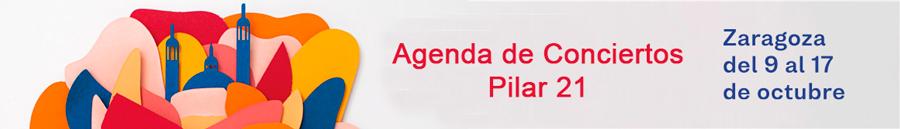 Conciertos de las No Fiestas del Pilar 2021